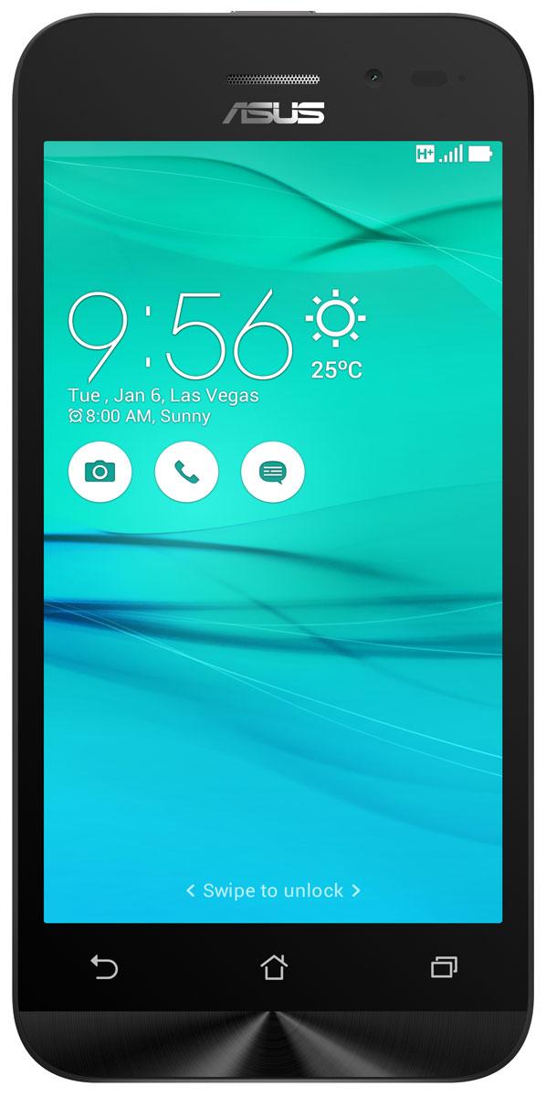 Asus ZenFone Go ZB452KG, Black (90AX0141-M01130)