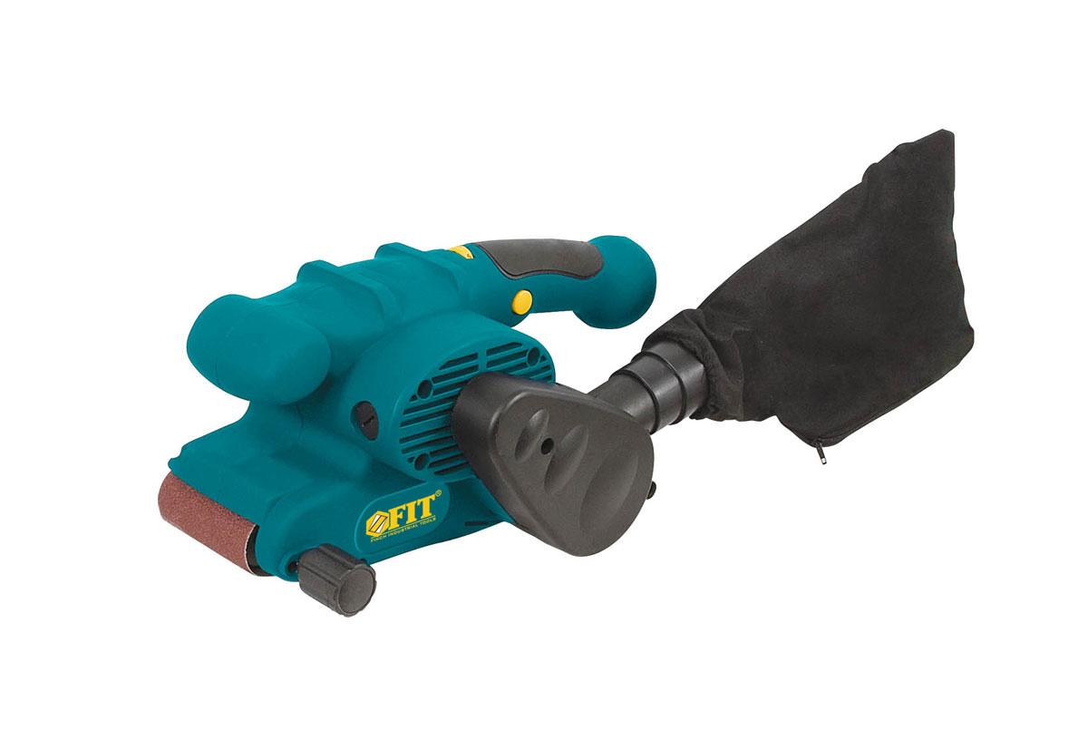 Шлифмашина ленточная FIT BS-650, 76 мм х 457 мм 80571