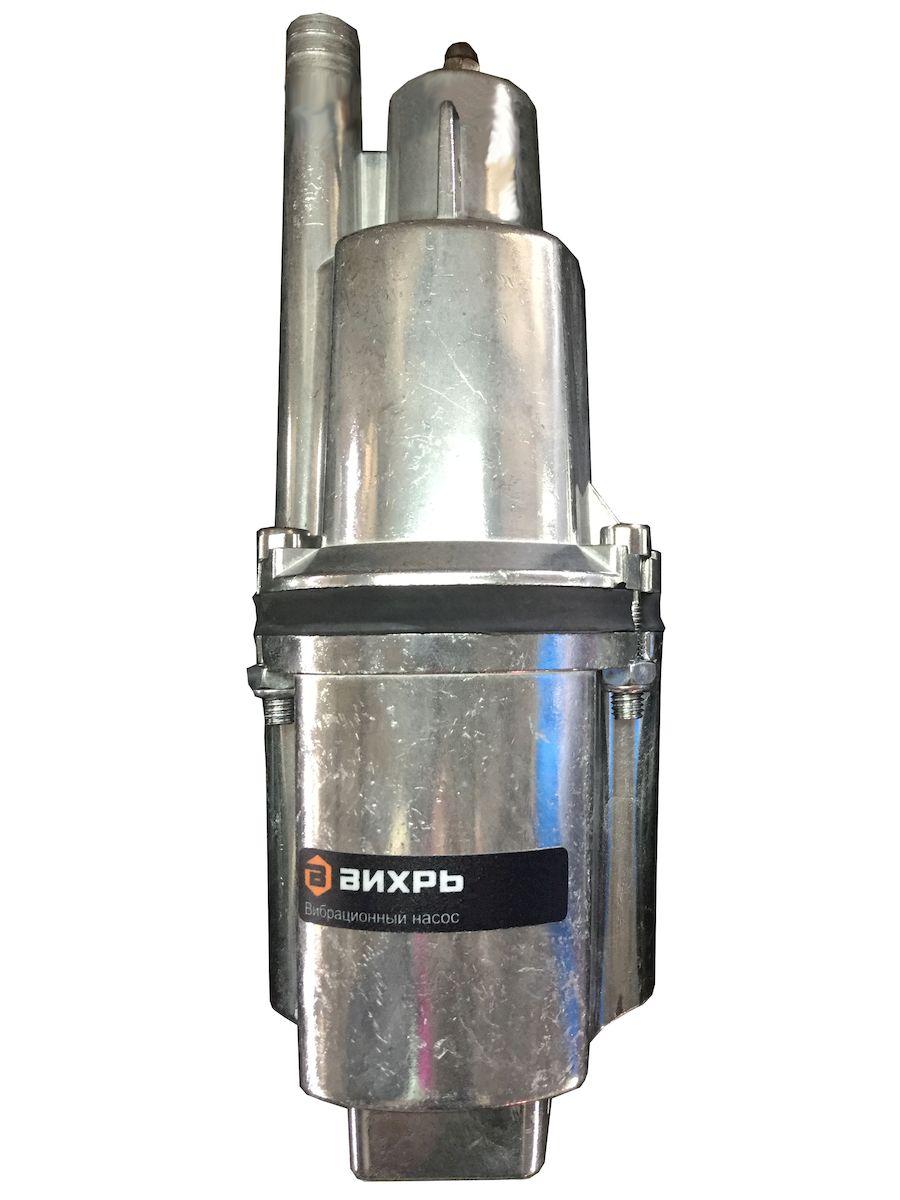 Вибрационный насос Вихрь ВН-25В68/8/3Напряжение питания - 220/50 В/Гц Степень защиты IPX8 Полезная мощность - 280Вт Максимальная высота подъема воды - 72 м Максимальная производительность - 18 л/мин Максимальная температура воды -+35°С Диаметр насоса - 100 мм Длина кабеля в зависимости от модели - 25 м Диаметр выходного отверстия - 3/4 дюйм