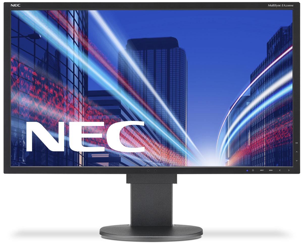 NEC EA224WMi, Black монитор