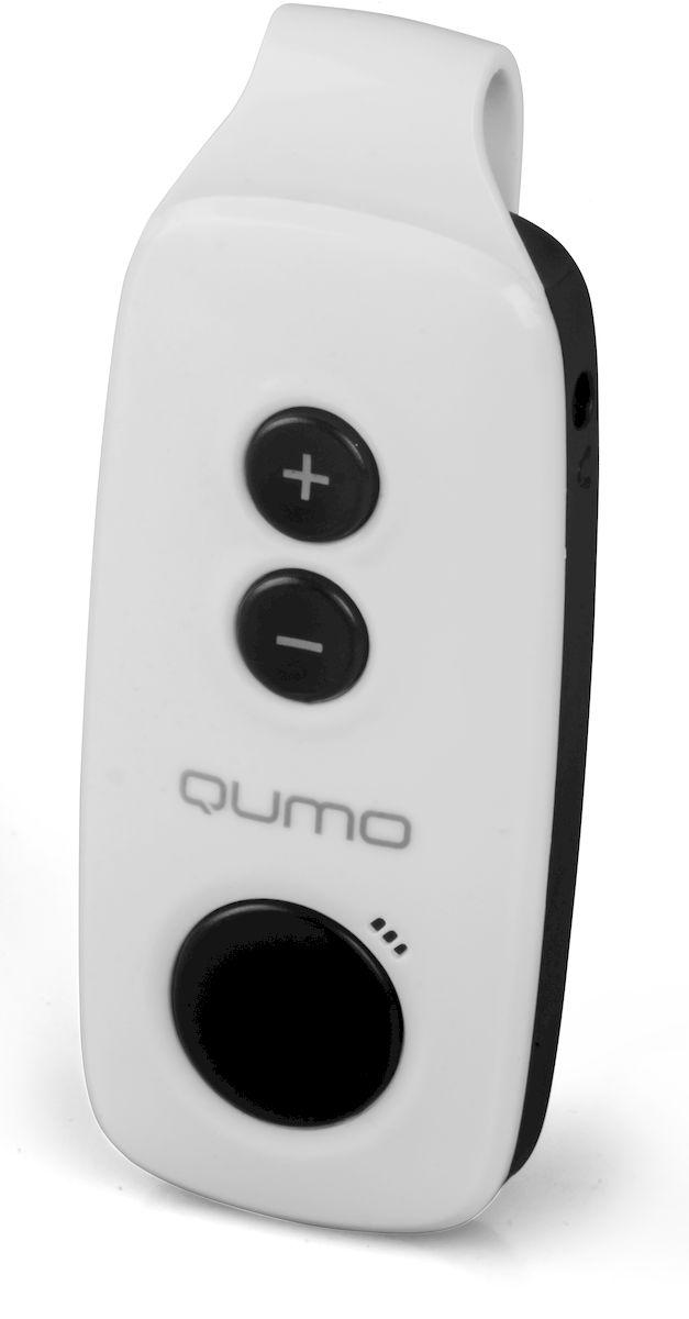 Qumo Fit 8Gb, White Black MP3-плеер20089