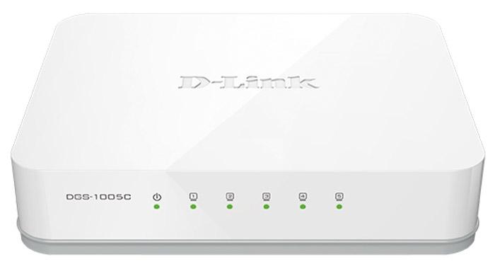 D-Link DGS-1005A/C1B коммутатор ( DGS-1005A/C1B )