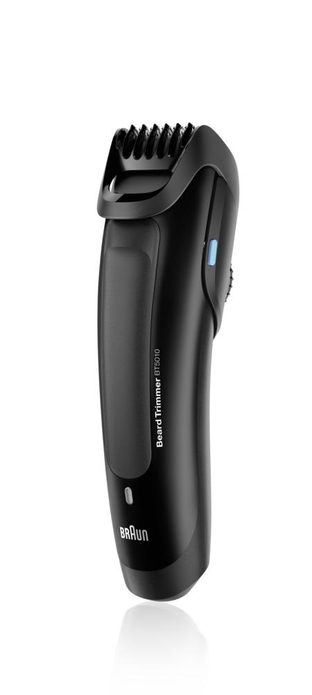 Braun BT 5010, Black триммер для бороды81517346Триммер для бороды Braun позволяет получить идеально выверенную длину и точные контуры — два необходимых условия любого отличного образа. Вне зависимости от того, хотите вы получить стильную щетину или подровнять бороду, съемная насадка-триммер обеспечит все необходимое.