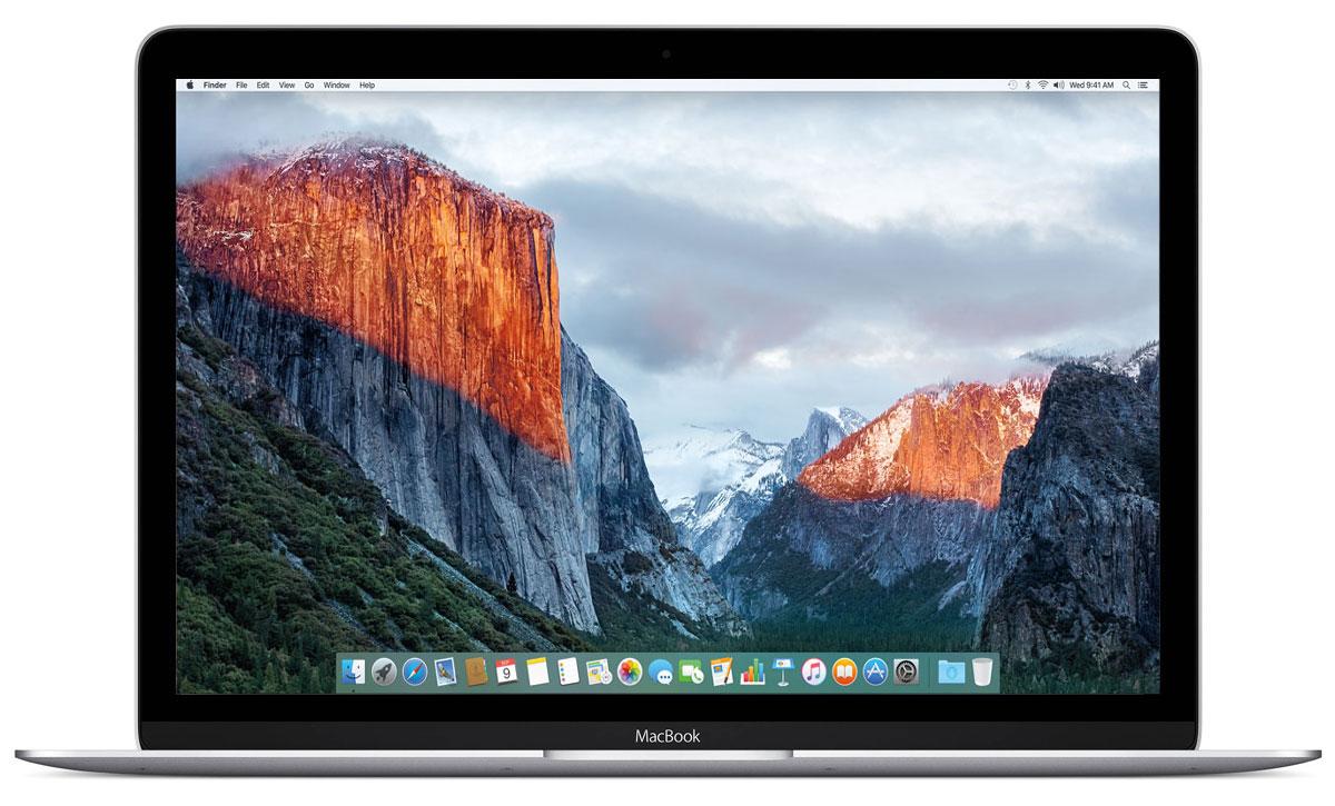 Apple MacBook 12, Silver (MLHA2RU/A)MLHA2RU/AApple MacBook 12 - стильный и инновационный ноутбук будущего. Это легкий и ультратонкий мобильный компьютер с длительным сроком автономной работы и цельным дизайном. Клавиатура обновлена от А до Я. Каждый компонент клавиатуры был спроектирован специально для нового MacBook: основной механизм, форма изгиба клавиш и даже новый уникальный шрифт. В результате клавиатура стала гораздо тоньше, чем все предыдущие. Теперь, когда вы нажимаете на клавишу, она чётко опускается и поднимается без малейших задержек - и ваш текст набирается быстрее и точнее. Новый механизм бабочка представляет собой цельный элемент, изготовленный из более жёстких материалов, с большей площадью опоры. Благодаря этому клавиши стали более устойчивыми, точнее реагируют на нажатия и при этом занимают меньше места по высоте. Эта инновационная технология обеспечивает более чёткую и стабильную работу вне зависимости от того, на какую часть клавиши вы нажимаете. Для нового...