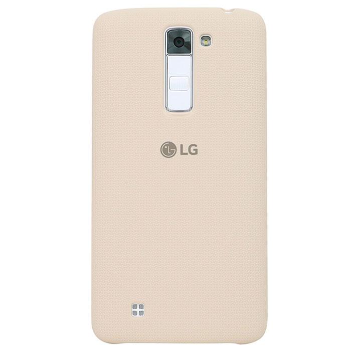 LG Back Cover чехол для X210, WhiteCSV-150.AGRAWHЧехол LG Back Cover для X210 имеет утонченный дизайн с тканевым узором на задней крышке. Он обеспечивает максимальное удобство в использовании, а прорезиненное покрытие из твердого пластика - дополнительную защиту от повреждений.