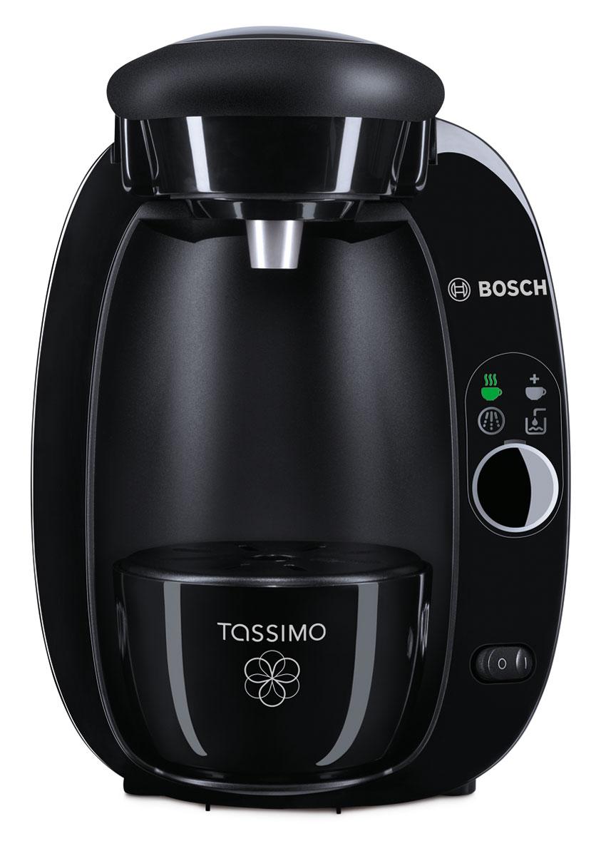 Bosch Tassimo Amia TA2002, Black капсульная кофемашина