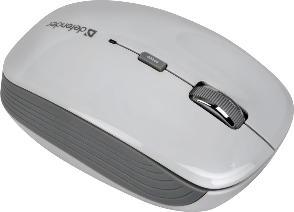 Defender Ayashi MS-325, White беспроводная оптическая мышь