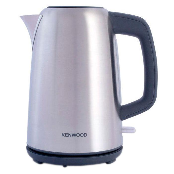 Kenwood SJM490 электрический чайник0W21011002Купить Kenwood SJM 490 – это заплатить невысокую цену за надежный и привлекательный чайник. Его корпус устойчив к различным царапинам, ведь изготовлен он из нержавеющей стали. Дизайн устройства элегантный и придает чайнику стильный внешний вид. Идеально смотрится совмещение глянцевой и матовой стали. В конструкции чайника предусмотрен скрытый нагревательный элемент, который имеет гораздо длительный срок эксплуатации, чем открытый. Нагревательный элемент не контактирует с водой, поэтому накипь в чайнике SJM490 образуется гораздо меньше. Обеспечивается очистка диска максимально легкая и быстрая. Такой чайник прослужит вам долгое время. Быстрое закипание обеспечивается высокой мощностью устройства в 2200 Вт. Чайник имеет в комплекте сетчатый фильтр, который задерживает частички накипи. Благодаря чему в чашку с напитком не попадет известковый налет. Вы сможете легко открывать чайник даже одной рукой, поскольку откидная крышка имеет удобную конструкцию....