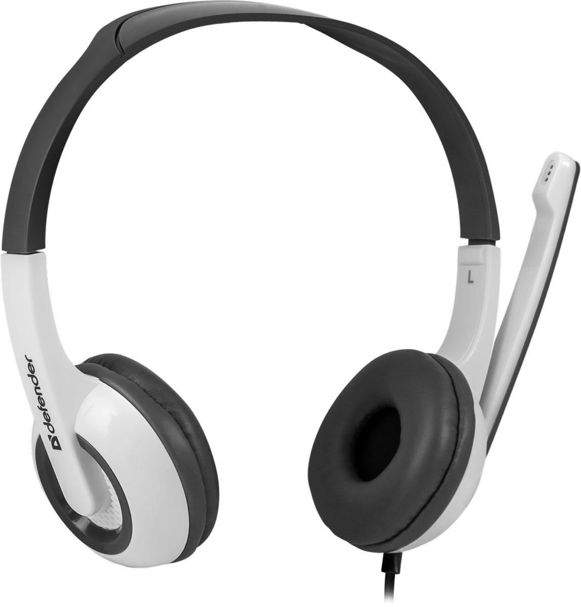 Defender Esprit 055, Gray компьютерная гарнитура ( 63055 )