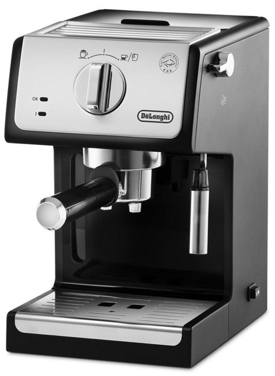 DeLonghi ECP33.21 кофеварка рожковая