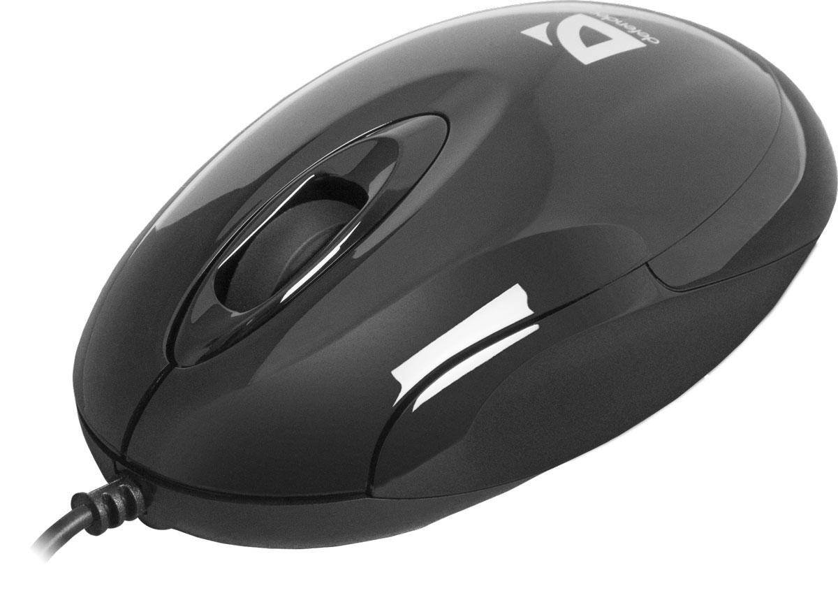 Defender Phantom MM-320, Black проводная оптическая мышь