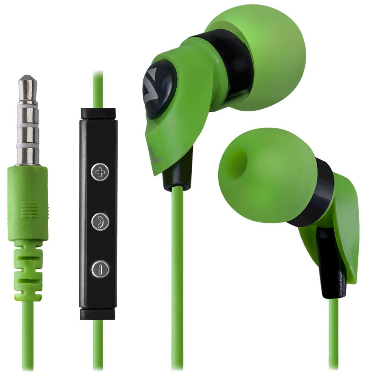 Defender Pulse 455, Green гарнитура для смартфонов63455Портативная стерео гарнитура Defender Pulse 455 идеальна для занятий спортом - она небольшая, легкая и отлично держится на голове во время активного отдыха. Кнопки регулировки громкости для Android, расположенные на кабеле, позволяют управлять смартфоном и медиаплеером, в том числе регулировать громкость устройства. Пульт полностью совместим с устройствами Samsung, Sony, LG под управлением Android. Слушайте любимую музыку и аудиокниги в дороге - ничто не будет вам мешать благодаря отличной звукоизоляции наушников! Частотный диапазон микрофона: 20 Гц - 16 кГц Сопротивление микрофона: 2,2 кОм Совместимы со смартфонами Samsung, Sony, LG и другими Android-смартфонами
