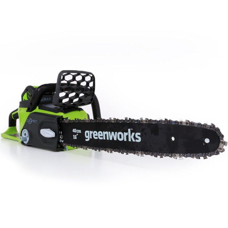 Пила цепная GreenWorks