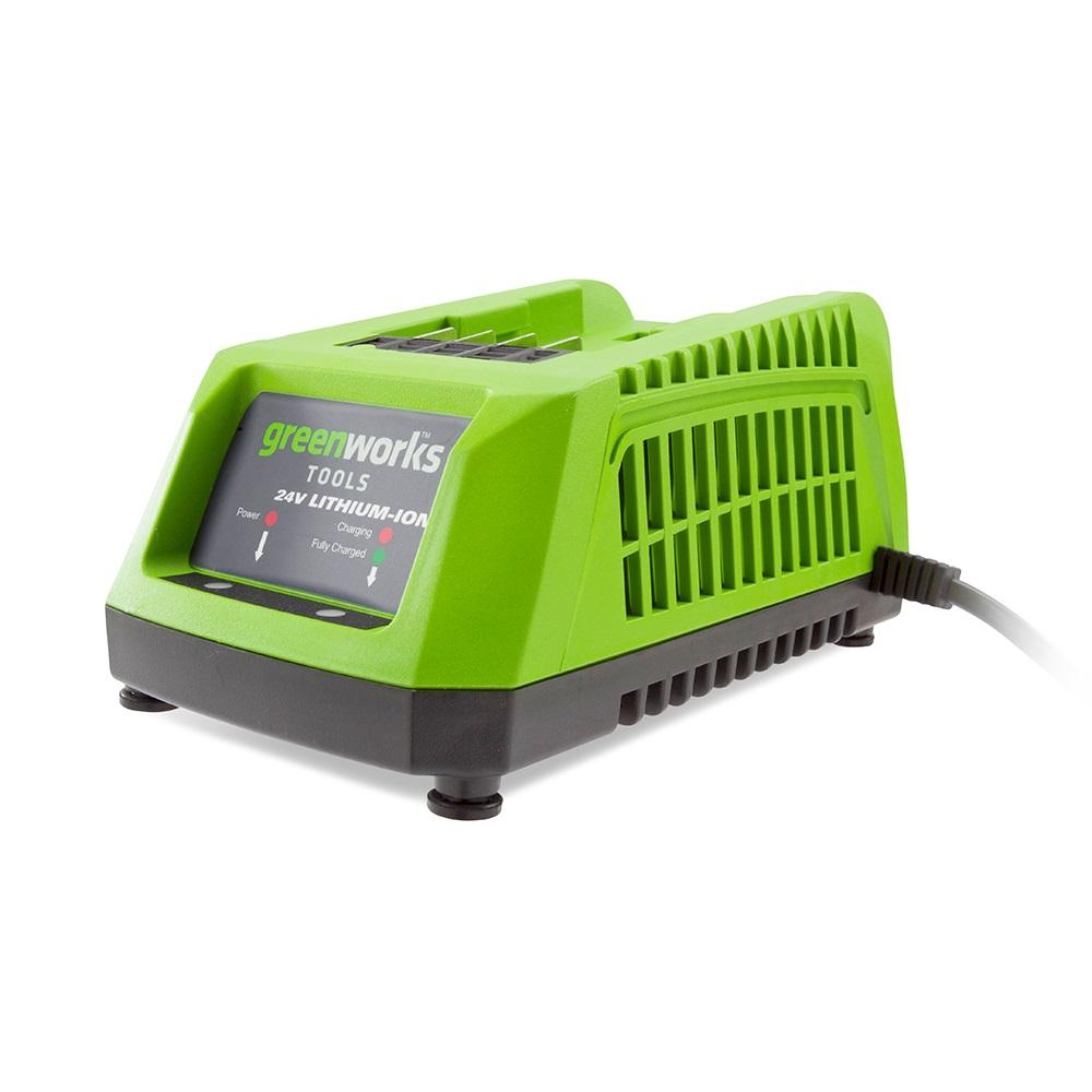 Зарядное устройство GreenWorks 24В