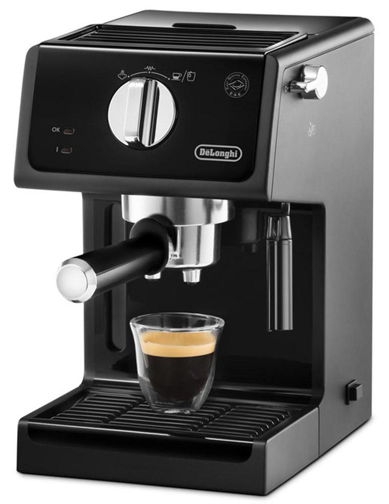 DeLonghi ECP31.21 кофеварка рожковая