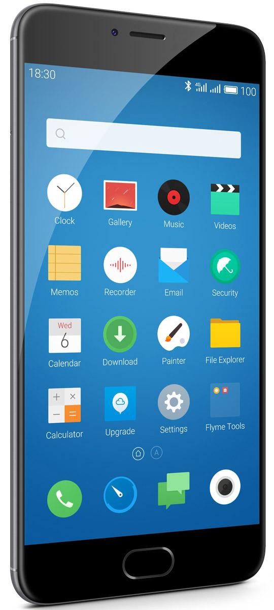Meizu M3 Note 32GB, Grey BlackL681H-32-GBСмартфон Meizu М3 Note обладает превосходным дизайном и изготовлен с использованием высококачественных компонентов. Благодаря корпусу из авиационного алюминиево-магниевого сплава 6000-й серии, в сочетании с современной технологией анодизации, Meizu М3 Note предлагает владельцу испытать незабываемые тактильные ощущения. С невероятной комбинацией 2.5D стекла на передней панели и цельнометаллическим обтекаемым дизайном корпуса сзади, смартфон М3 Note удалось сделать не только восхитительно красивым, но и крайне удобным в использовании. Совершенно новая философия дизайна, с соблюдением концепции полной симметрии, придают внешнему виду устройства легкость и элегантность. Основанный на технологии TSMC НРС+, Helio P10 имеет лучший коэффициент энергоэффективности EER среди всех прочих процессоров MediaTek. Процессор автоматически регулирует частоту CPU и GPU для снижения энергопотребления, при сохранении максимальной производительности, достаточной для...