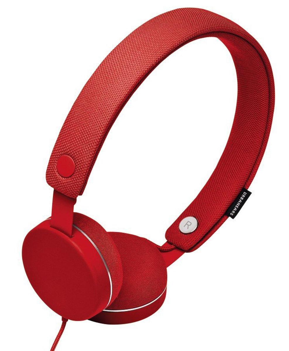 Urbanears Humlan, Tomato наушники15117221Urbanears Humlan - это накладные наушники с богатым динамичным звуком, которым вы можете поделиться с другими посредством разъёма ZoundPlug. Отличительной чертой Humlan являются съёмные оголовье и амбушюры, которые можно стирать. У наушников также есть традиционные для Urbanears микрофон и пульт управления приёмом звонков. Humlan - всегда свежие впечатления даже от знакомой музыки! ZoundPlug - это разъём, позволяющий поделиться вашей музыкой с другом. Просто подключите его наушники к вашим Humlan через свободный порт. Сегодня большинство плееров являются также и телефонами. Поэтому все наушники Urbanears имеют микрофон и пульт управления, с помощью которого можно принимать входящие звонки или переключать треки.