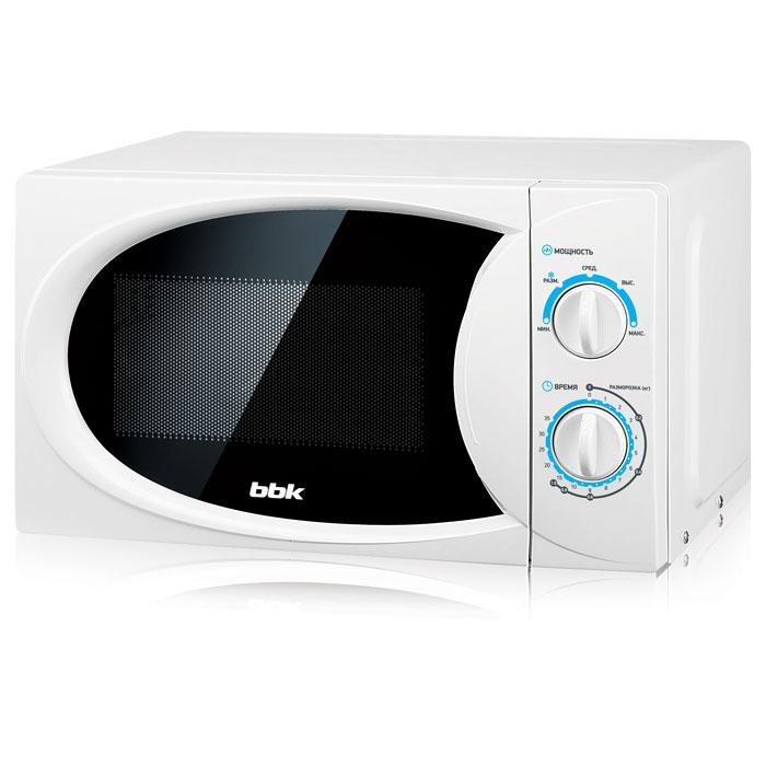 BBK 20MWS-710M/W, White СВЧ-печь