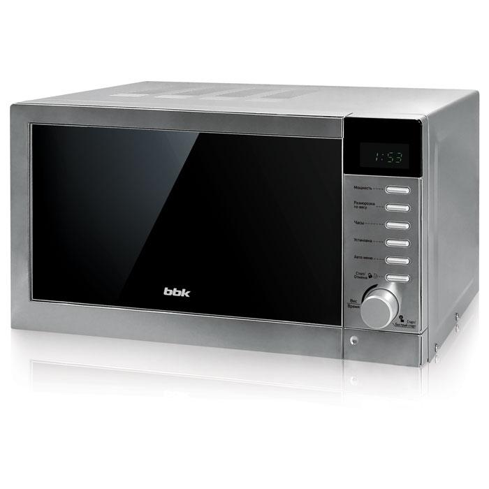 BBK 20MWS-723T/S, Silver СВЧ-печь