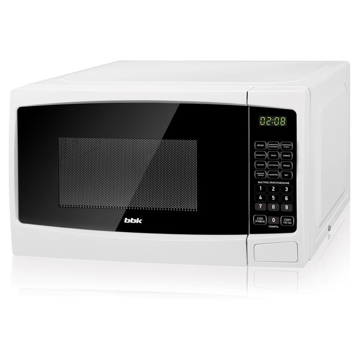 BBK 20MWS-726S/W, White СВЧ-печь