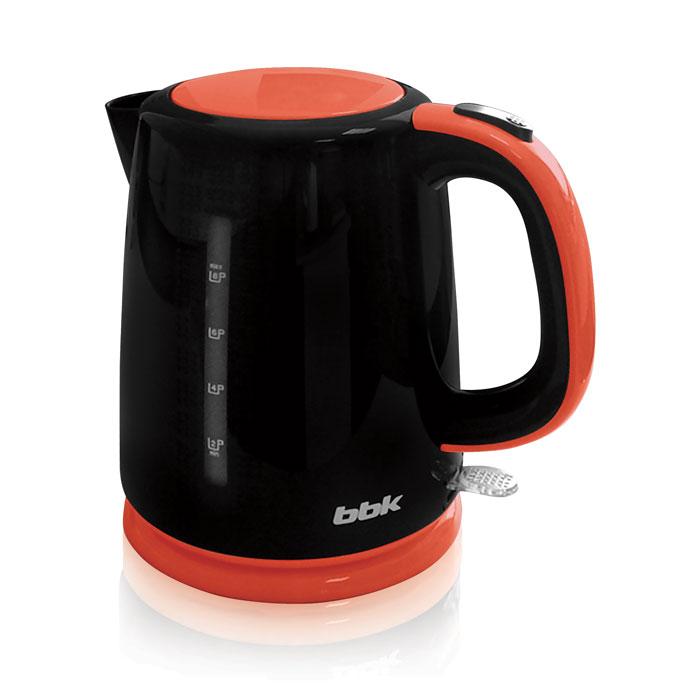 BBK EK1730P, Black Orange электрический чайник