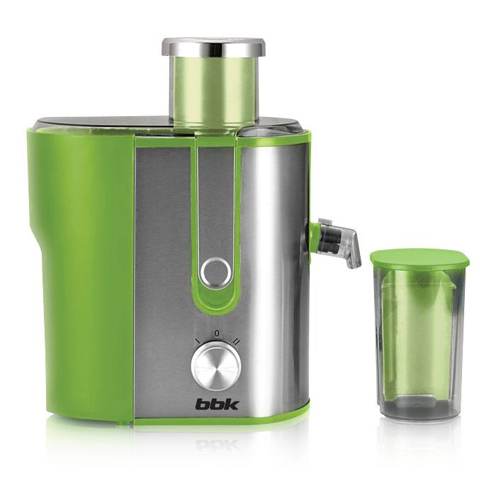 BBK JC060-H02, Green Metallic соковыжималка JC060-H02 з/м