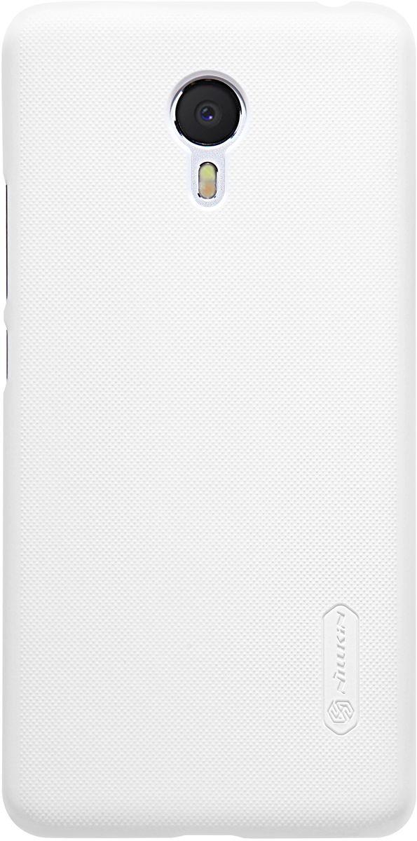 Nillkin Frosted Shield чехол для Meizu M3 Note, White874004Y0397Чехол Nillkin Frosted Shield разработан специально для Meizu M3 Note и обеспечивает доступ ко всем кнопкам и портам устройства. Задняя сторона изготовлена из шершавого пластика, телефон с таким чехлом не выскальзывает из рук. Frosted Shield устанавливается сверху на оригинальную заднюю крышку вашего телефона и защищает от повреждений, пыли и грязи, а также без помех позволяет пользоваться камерой.