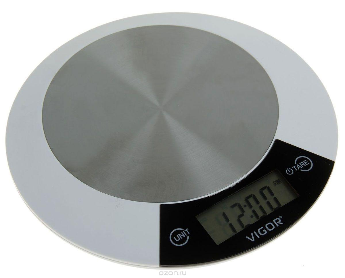 Vigor HX-8205 весы кухонные