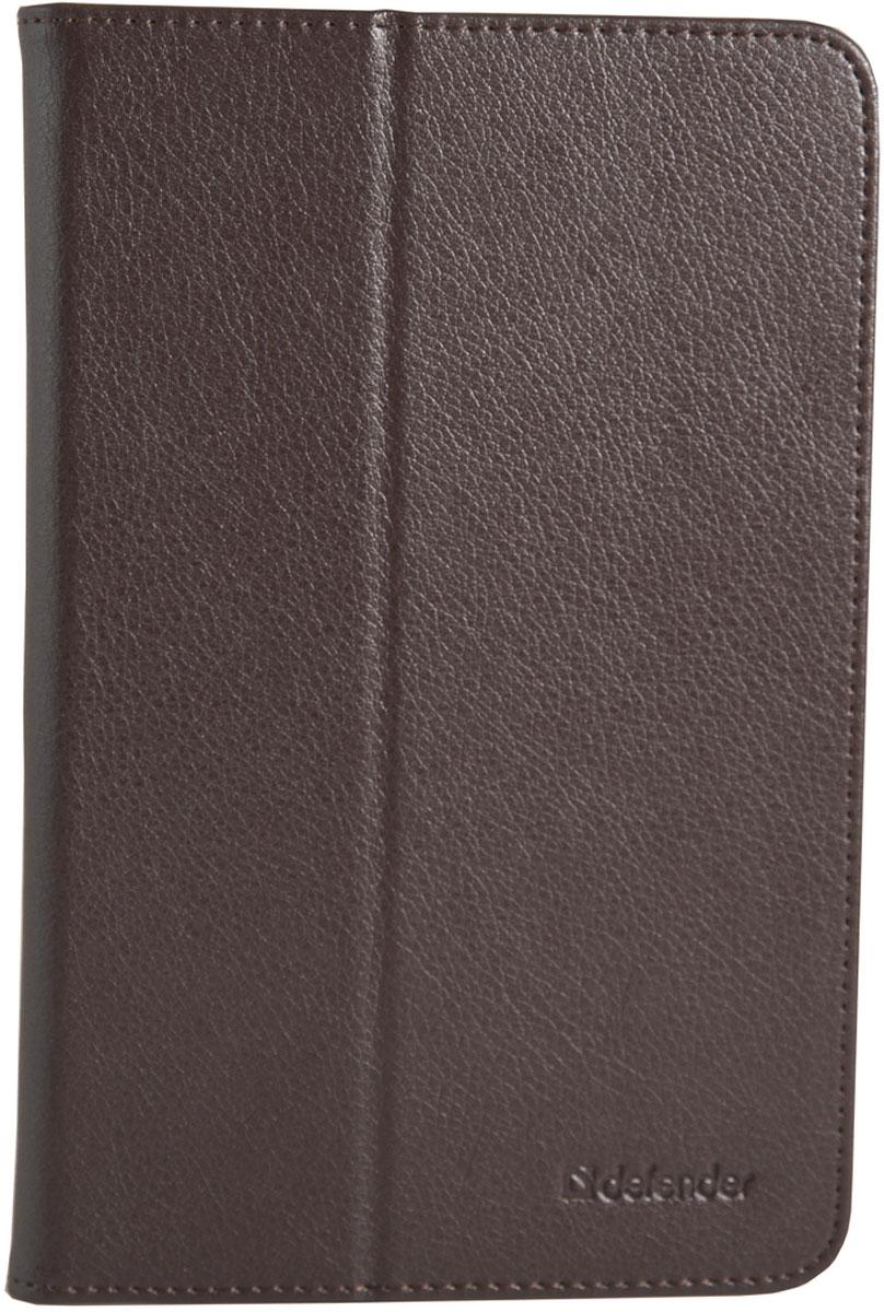 """Defender Leathery case 10.1"""", Brown чехол для планшета 26016"""