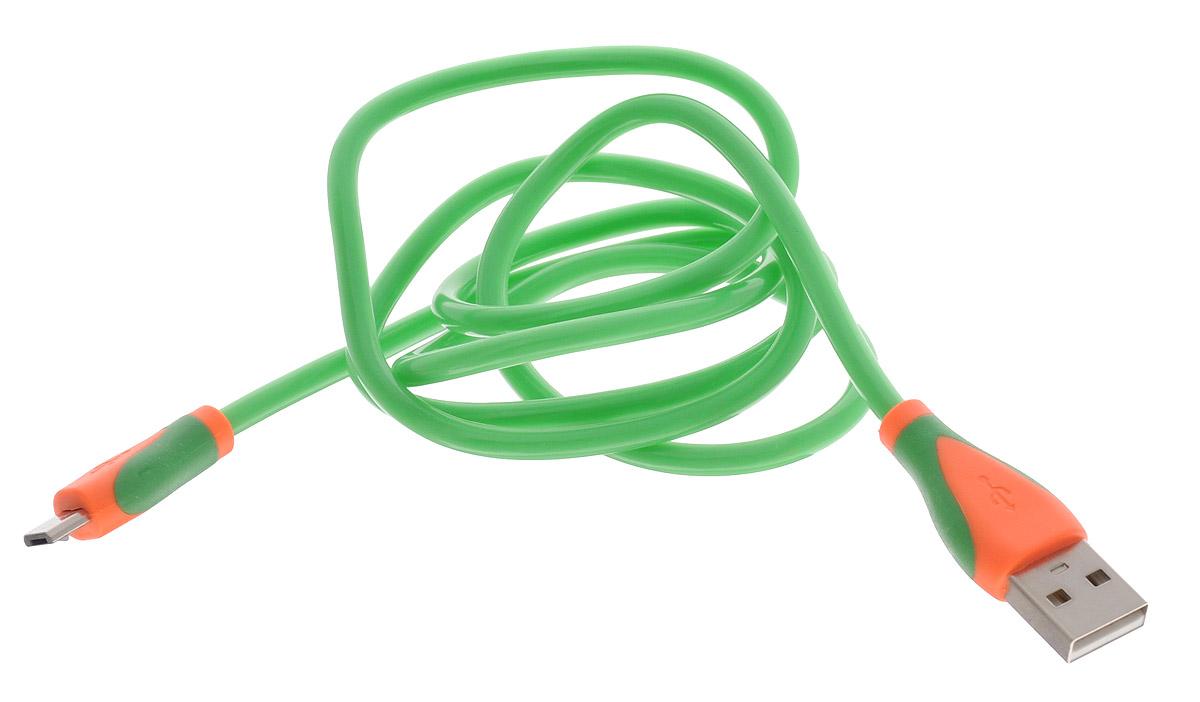 Harper CCH-505, Green кабель USBCCH-505 greenКабель Harper CCH-505 подходит для зарядки и синхронизации мобильных телефонов, смартфонов и других цифровых устройств с разъемом MicroUSB.