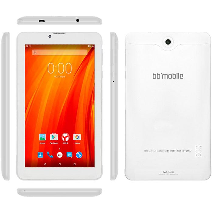 BB-mobile Techno 7. 0 Пионер LTE TQ763J, White