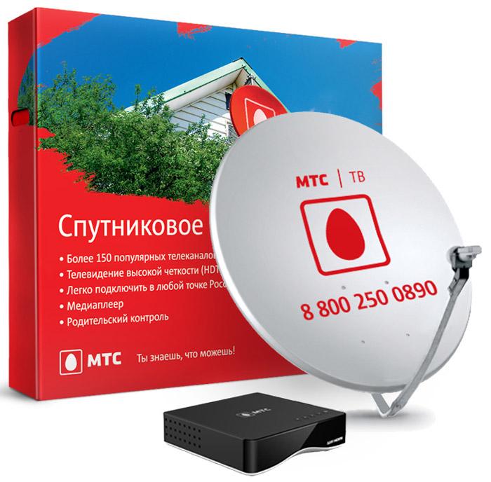 МТС Комплект спутникового ТВ №21