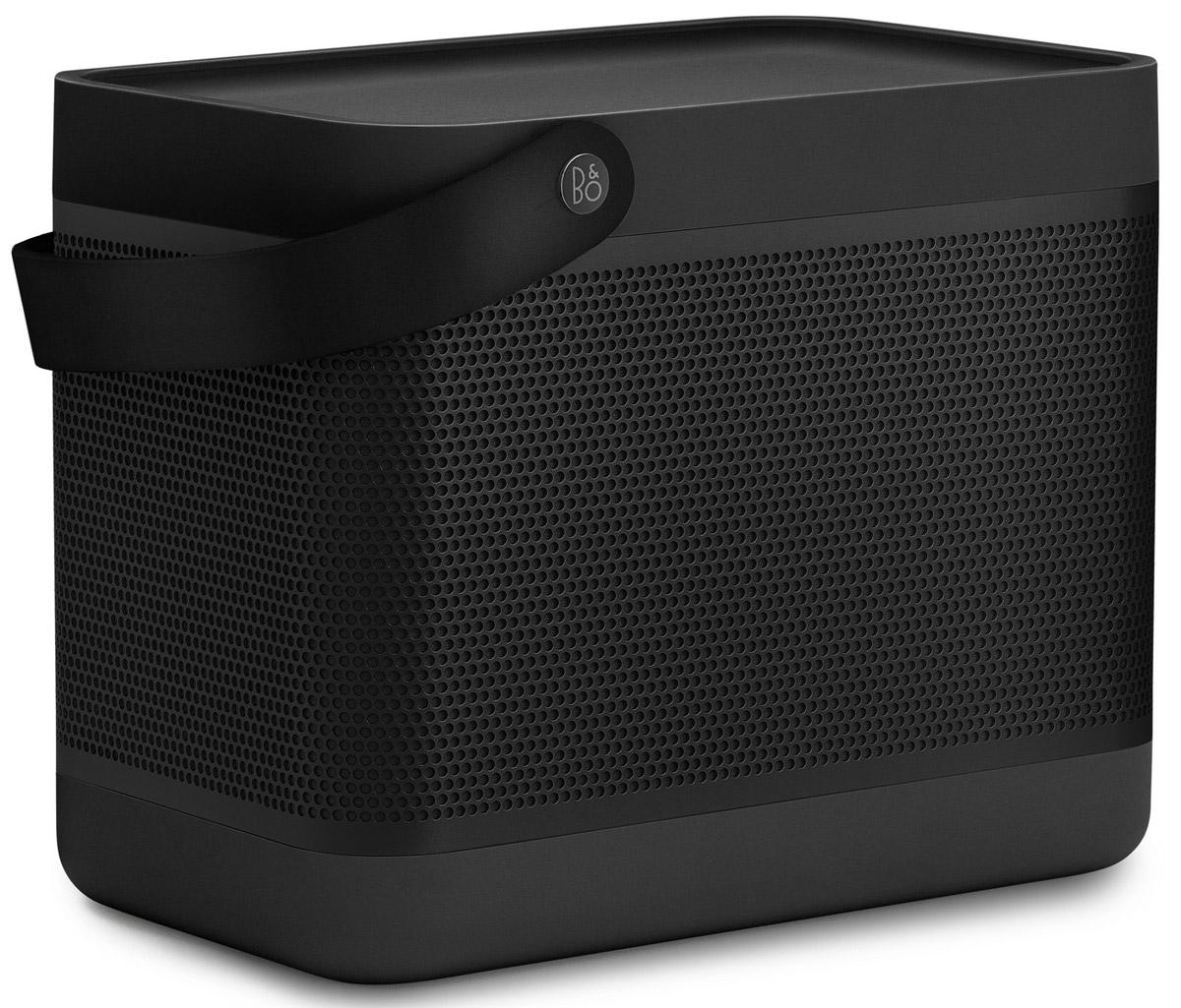 Bang & Olufsen Beolit 15, Black портативная акустическая система1287626Bang & Olufsen Beolit 15 - это современная компактная аудиосистема c безупречным дизайном в лучших традициях B&O. Она сочетает в себе максимальную производительность, надежность и функциональность. Инновационная технология передачи звука True360 позволяет использовать её дома в офисе и даже на открытом воздухе, звука будет достаточно благодаря 240 ваттам пиковой мощности. Емкий аккумулятор на 18 Вт/ч позволит слушать музыку на протяжении 24 часов без подзарядки. Быстрое беспроводное подключение Bluetooth 4.0 гарантирует высокое качество передачи потокового аудио. Bang & Olufsen Beolit 15 запоминает до 8 пользователей и может быть подключена к 2-м устройствам одновременно, тем самым на вечеринке вы сможете устроить ди-джей баттл с друзьями. Так же имеется USB-порт, который можно использовать для зарядки мобильных устройств. Мощность усилителей: 2 x 35 Вт Емкость аккумулятора: 2200 мАч