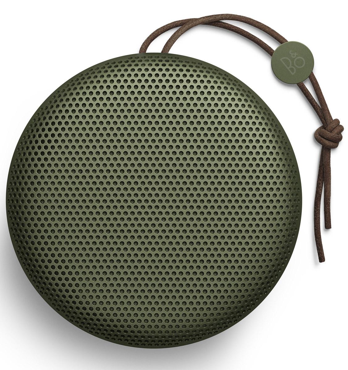 Bang & Olufsen BeoPlay A1, Moss Green портативная акустическая система