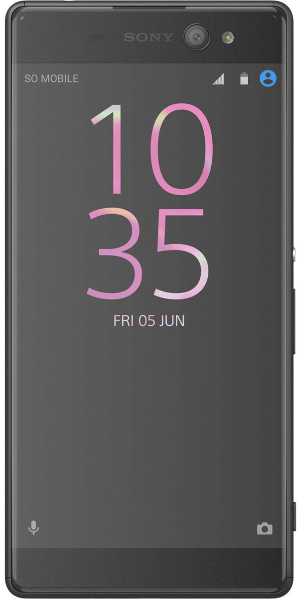 Sony Xperia XA Ultra dual, Graphite Black7311271556732Смартфон - та вещь, которую вы всегда берете с собой. Поэтому Xperia XA Ultra dual спроектирован так, чтобы гармонично вписаться в вашу жизнь. Его дисплей занимает всю переднюю панель, края закруглены, а размер как раз такой, чтобы комфортно лежать в руке. Только качественные селфи благодаря 16-мегапиксельной светочувствительной камере. Фронтальная камера для селфи в Xperia XA Ultra dual позволит делать качественные снимки в любое время суток. Благодаря матрице 16 Мпикс и технологиям камер Sony ваши фото всегда будут четкими, яркими и детализированными. Интеллектуальная вспышка для селфи. Вспышка ярко освещает не только лицо, но и фон, благодаря чему качественные селфи можно снимать даже ночью. Оптическая стабилизация изображения. Функция OIS компенсирует дрожание рук, чтобы ваши селфи получались четкими. Управление жестами. Поднимите руку, и таймер спуска затвора начнет обратный отсчет. У вас останется достаточно времени,...