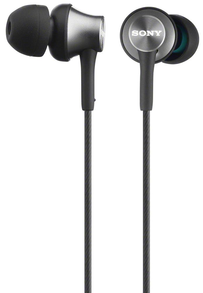 Sony MDR-EX450H, Gray наушники92447250Наушники Sony MDR-EX450H идеально подходят для активного образа жизни. Насладитесь кристально четкими средними и высокими нотами. Легкий алюминиевый корпус имеет более плотную структуру, обеспечивает богатство и динамику звучания. Будь то тяжелый рок, клубная музыка или популярная классика — все будет звучать ровно и чисто до мельчайших деталей. Фигурные вентиляционные отверстия оптимизируют низкие частоты и точно воспроизводят глубокие басовые ритмы и пульсацию. Небольшая, но мощная мембрана имеет размер купола динамика, равный диаметру 16-мм мембраны, что обеспечивает высокую чувствительность и низкий уровень искажений. Чувствительностью измеряется уровень эффективности преобразования электрического сигнала в звук. Высокая чувствительность этих наушников дает возможность слушать на большой громкости без потери четкости звучания. Благодаря скромным размерам мембрана удобно располагается за ухом, обеспечивая...