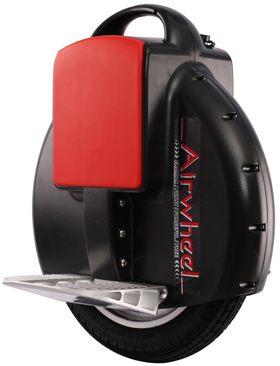 Airwheel X3S, Black одноколесный гироцикл (батарея Samsung 130 Вт/ч)AIRWHEEL X3S-130WH-BLACKКомпактное моноколесо с одноколесной конструкцией и радиусом 14 дюймов Гироскоп Защита от пыли и влаги Индикатор заряда Ручка для переноски 130WH Материал корпуса: Металл; Пластик