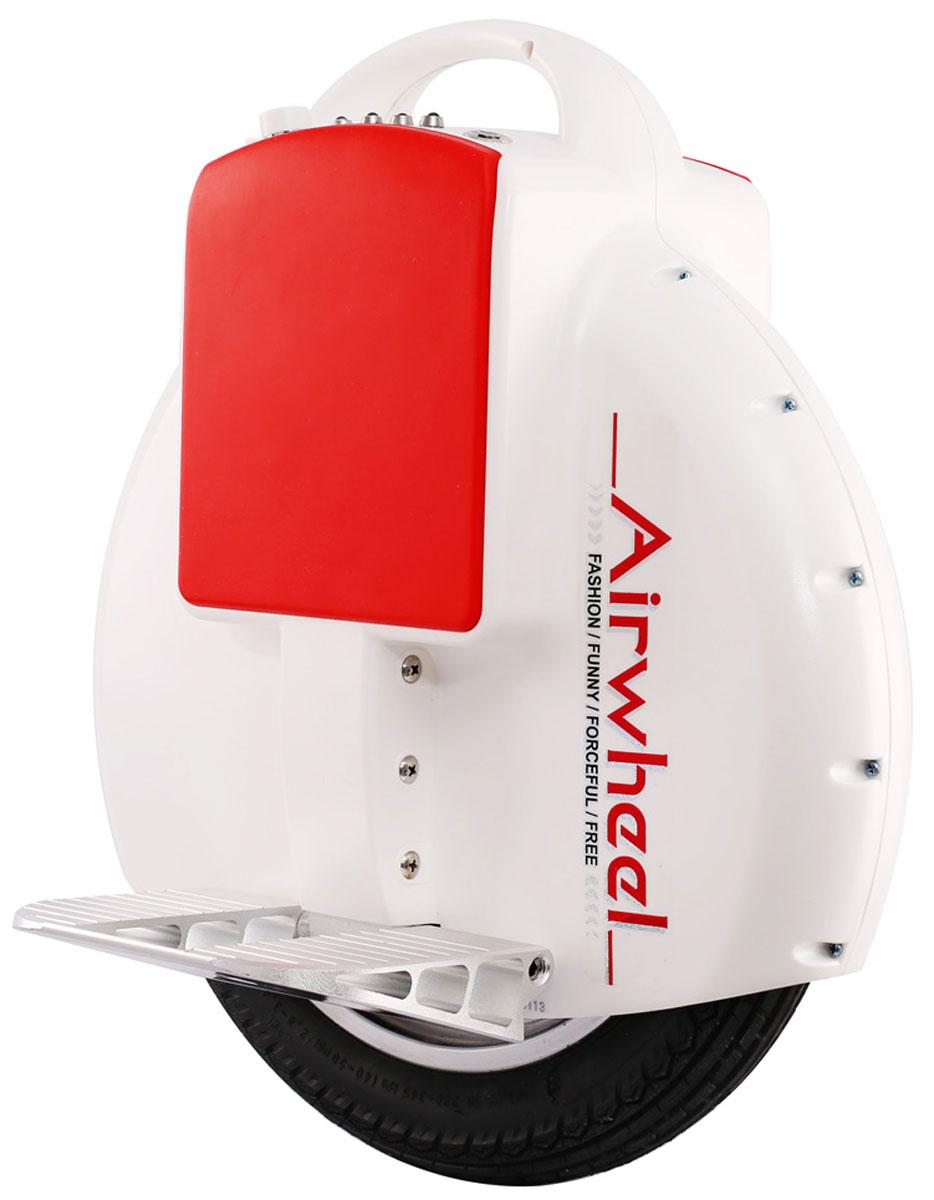 Airwheel X3S, White одноколесный гироциклAIRWHEEL X3S-130WH-WHITEКомпактное моноколесо с одноколесной конструкцией и диаметром 14 дюймов Гироскоп Защита от пыли и влаги Индикатор заряда Ручка для переноски 130WH Материал корпуса: Металл; Пластик