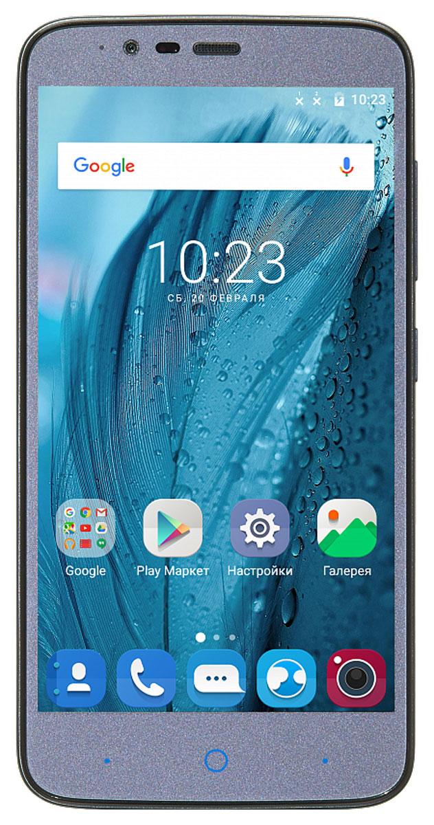 ZTE Blade A310, GrayZTE BLADE A310 GREYСмартфон ZTE Blade A310 в сочетании с невысокой стоимостью может обеспечить пользователю высокоскоростной мобильный интернет, быстродействие и производительность системы. Наличие в смартфоне технологии 4G LTE значительно увеличивает скорость и качество мобильного интернета, позволяя всегда оставаться онлайн и комфортно взаимодействовать с интернет-ресурсами. Сочетание четырехъядерного процессора Qualcomm Snapdragon 210 и 1 ГБ оперативной памяти обеспечивают плавную работу системы и стабильный процесс выполнения повседневных задач. Смартфон работает на базе новой операционной системы Android 6.0, которая получила ряд функций, играющих важнейшую роль в работе смартфона – оптимизаторы энергопотребления, расширенные возможности безопасности, обновленный интерфейс. Смартфон ZTE Blade A310 имеет большой 5-дюймовый дисплей, который расширяет для пользователя возможности просматривания интернет-страниц, видео и фото, а также чтения...
