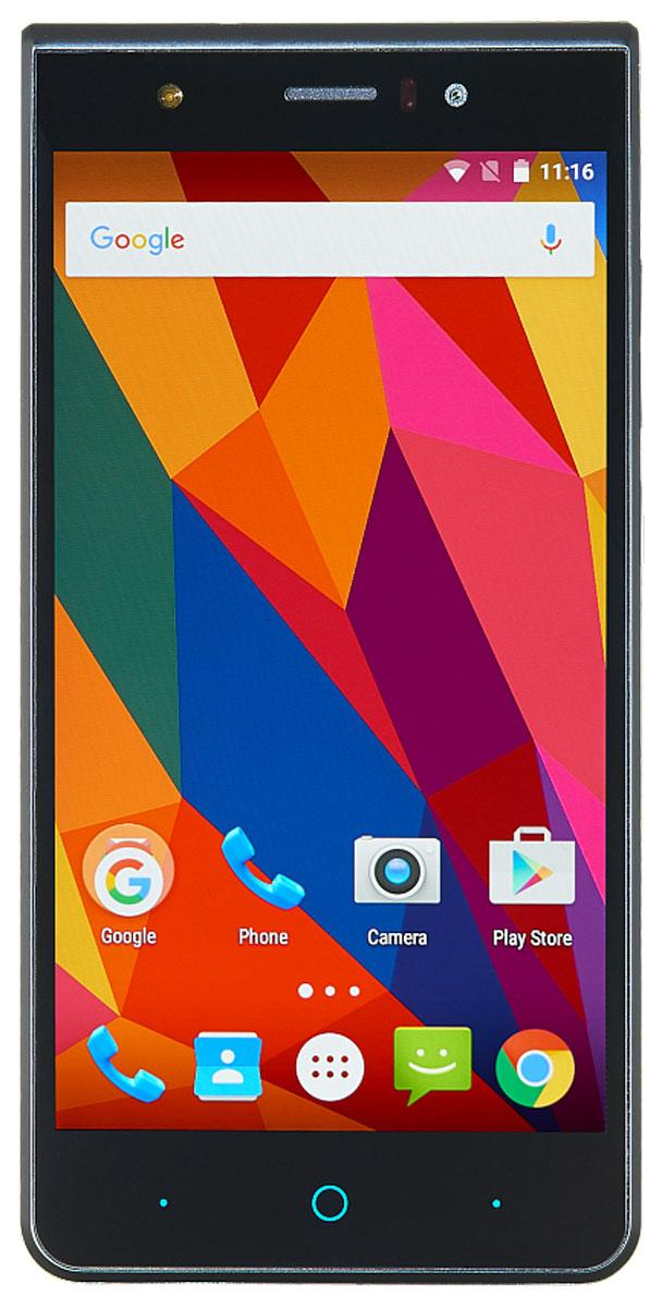 ZTE Blade A515, BlackZTE BLADE A515 BLACKСмартфон ZTE Blade A515 готов предоставить современному пользователю весь необходимый функционал – качественное изображение, высокоскоростной мобильный интернет, производительность и быстродействие. Наличие в смартфоне технологии 4G LTE значительно увеличивает скорость и качество мобильного интернета, позволяя всегда оставаться онлайн и комфортно взаимодействовать с интернет-ресурсами. Сочетание четырехъядерного процессора MediaTek MT6735 и 1 ГБ оперативной памяти обеспечивают плавную работу системы и стабильный процесс выполнения повседневных задач. Смартфон работает на базе новой операционной системы Android 5.1, которая получила ряд функций, играющих важнейшую роль в работе смартфона - оптимизаторы энергопотребления, расширенные возможности безопасности, обновленный интерфейс. СмартфонZTE Blade A515 имеет большой 5-дюймовый дисплей, который расширяет для пользователя возможности просматривания интернет-страниц, видео и фото, а...