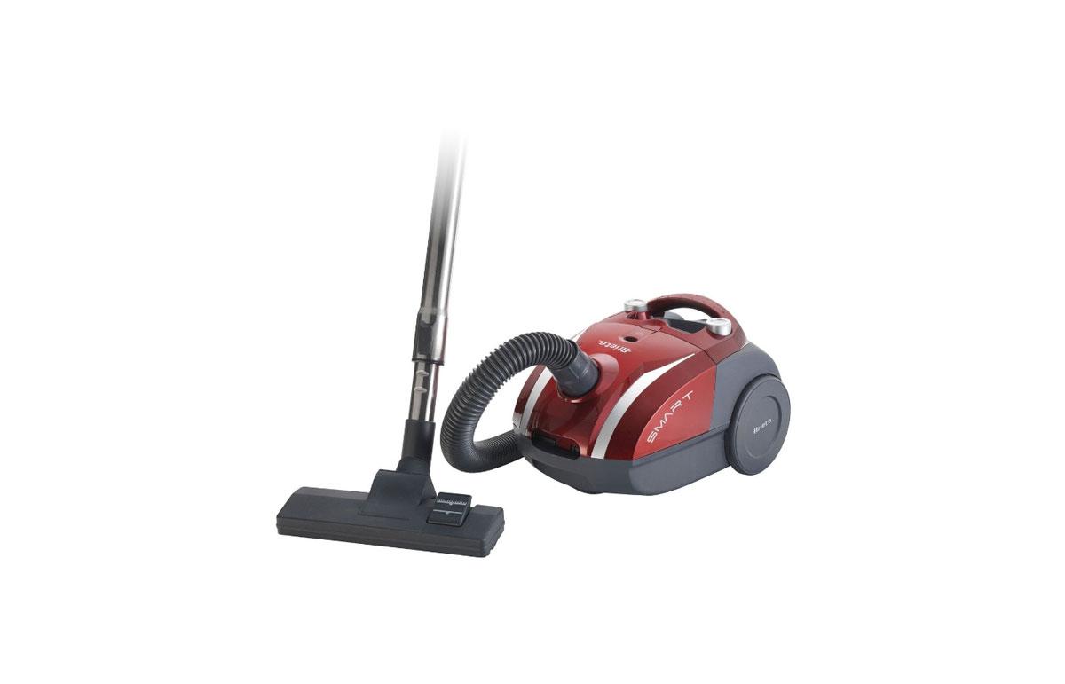 Ariete 2784/12 Smart, Red пылесос2784/12Пылесос Ariete 2784/12 Smart с мешком для сбора пыли и интуитивно понятным дизайном. Производительная насадка обеспечивает эффективный сбор пыли как на твердых, так и на ковровых покрытиях. Регулировка мощности на корпусе позволяет подобрать нужную мощность всасывания сообразно очищаемому напольному покрытию.