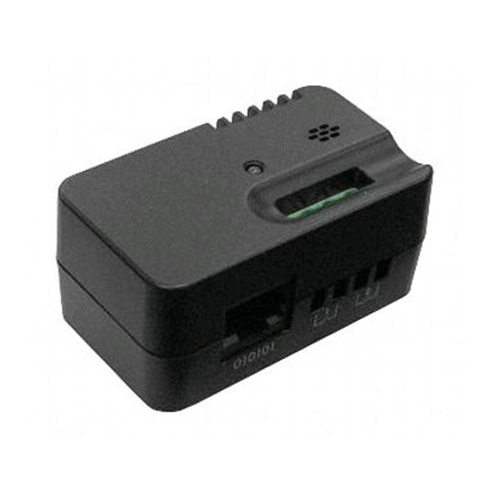 Ippon Environmental Monitoring Card датчик мониторинга окружающей среды744-A2586-00PДатчик мониторинга окружающей среды Ippon Environmental Monitoring Card позволяет накапливать результаты измерений температуры и влажности, а также осуществлять дистанционный контроль мониторинга окружающей среды. Существует возможность контроля состояния двух подключаемых устройств. Дистанционный контроль может осуществляться с помощью стандартного веб-браузера, что обеспечивает дополнительную гибкость и эффективность управления. Вы можете устанавливать устройство рядом с картой сетевого управления (SNMP). Для крепления датчика используйте крепление на липучках или поставляемые винты. Датчик Ippon Environmental Monitoring Card также имеет универсальный разъем на задней стенке для крепления на винте в любом положении. Диапазон измеряемых температур: от 0°C до 70°C с точностью ±2°C Диапазон измеряемых значений влажности: 10% до 90% с точностью ±5% Подключается к карте SNMP сетевым кабелем категории 5, и может быть удален от нее на...