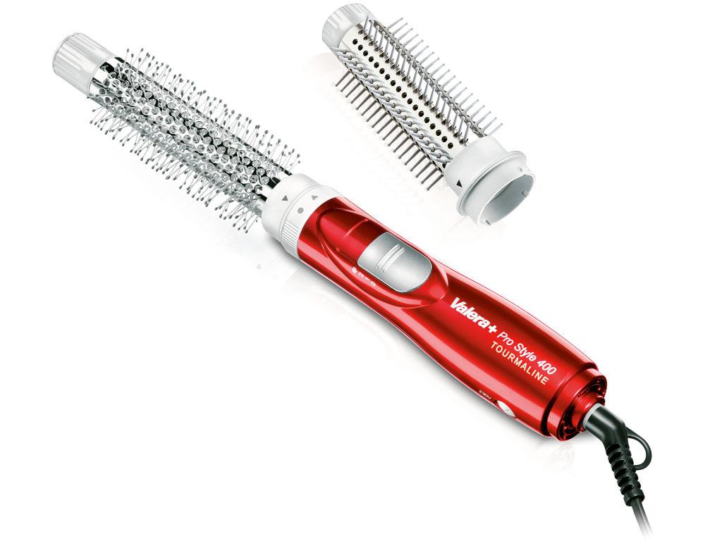 Valera 602.01B Pro Style Tourmaline, Red фен-щетка