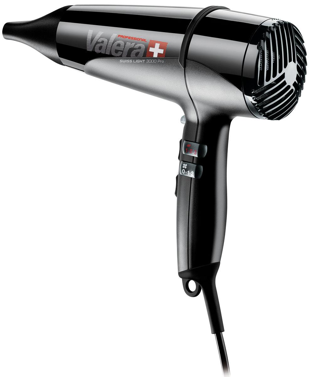 Valera SL 3000 PRO Swiss Light Pro, Black профессиональный фен