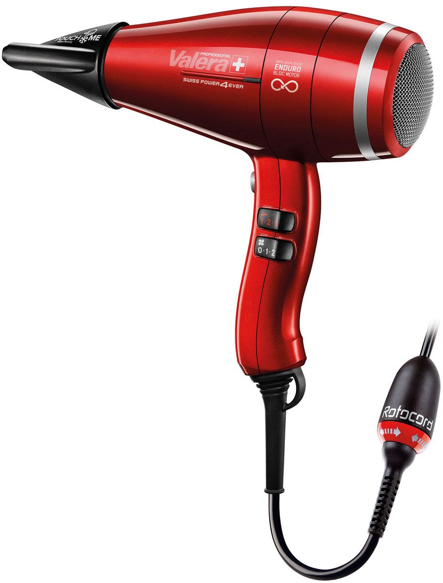 Valera SN 9400Y RC Swiss Nano Ionic, Red профессиональный фен