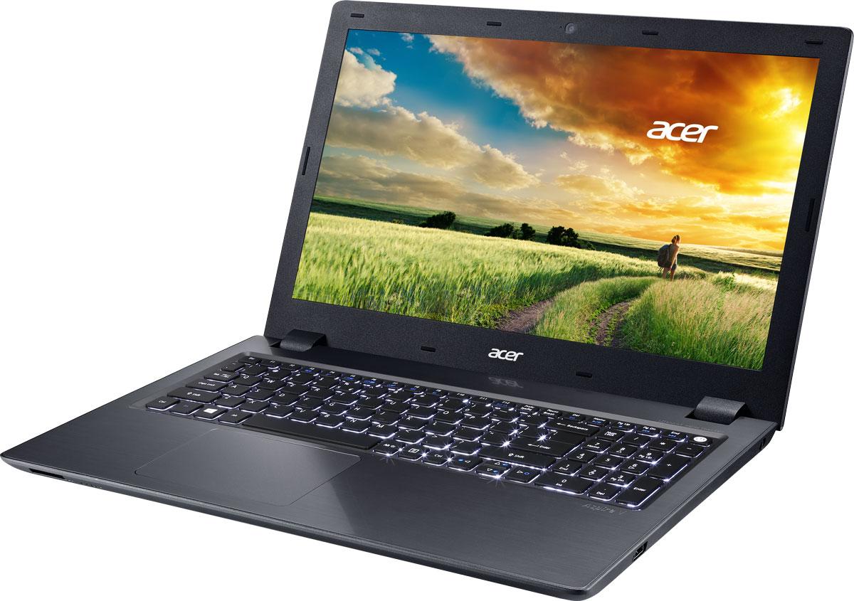 Acer Aspire V5-591G-50RF, Black IronV5-591G-50RFAspire V5 оснащен высококачественной алюминиевой крышкой с роскошным текстурным узором, нанесенным с использованием технологии нанопечатной литографии от Acer. Покрытие крышки имеет великолепно стилизованную текстуру, которая приятна на ощупь и отлично выглядит. Кроме этого, эргономичная клавиатура с подсветкой повышает комфорт при наборе текста в условиях слабого освещения. Возможности ноутбуков Aspire V5 не ограничены привычным набором функций. Например, вы можете подзаряжать телефон или планшет через USB-порт ноутбука, не включая его. А сенсорная панель Precision Touchpad с повышенной точностью определения нажатий и жестов способна отличить клики и жесты от ложных касаний. Все ноутбуки Aspire V5 имеют сертификацию Skype и поддерживают технологию MU-MIMO для ускорения работы в беспроводных сетях. Недостаточно сделать красивый ноутбук, не менее важно обеспечить высокую производительность, которая будет соответствовать первому впечатлению. Acer...