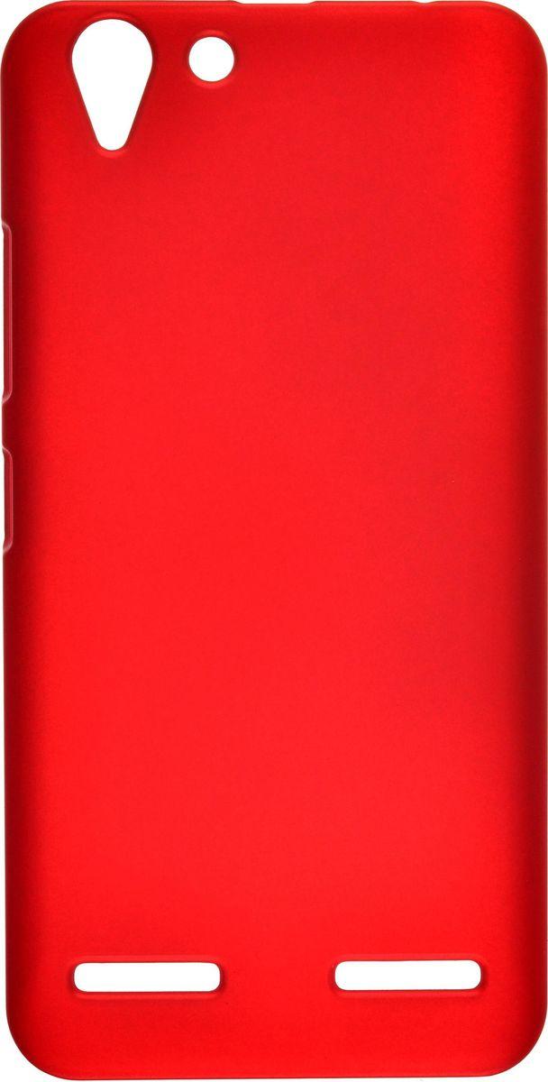 Skinbox Shield Case 4People чехол-накладка для Lenovo K5/K5 Plus, Red2000000092355Чехол Skinbox Shield Case для Lenovo K5/K5 Plus надежно защитит ваш смартфон от внешних воздействий, грязи, пыли, брызг. Он также поможет при ударах и падениях, не позволив образоваться на корпусе царапинам и потертостям. Чехол обеспечивает свободный доступ ко всем функциональным кнопкам смартфона и камере.
