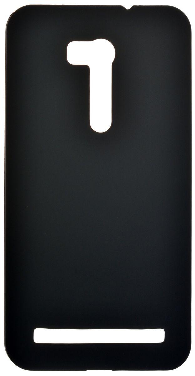 Skinbox Shield Case 4People чехол-накладка для Asus Zenfone Go ZB551KL, Black2000000092515Чехол Skinbox Shield Case для Asus Zenfone Go ZB551KL надежно защитит ваш смартфон от внешних воздействий, грязи, пыли, брызг. Он также поможет при ударах и падениях, не позволив образоваться на корпусе царапинам и потертостям. Чехол обеспечивает свободный доступ ко всем функциональным кнопкам смартфона и камере.