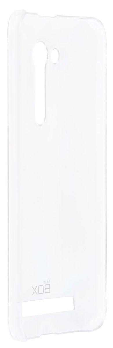 Skinbox Crystal 4People чехол-накладка для Asus Zenfone Go ZB452KG, Clear