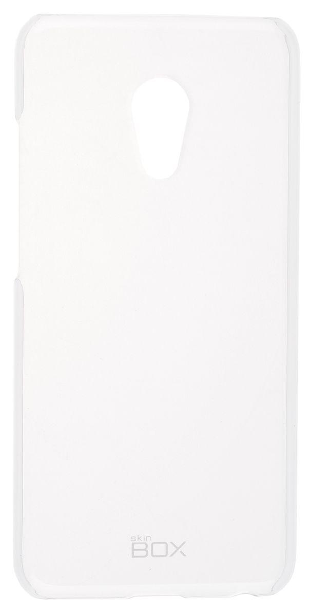 Skinbox Crystal 4People чехол-накладка для Meizu Pro 6, Clear